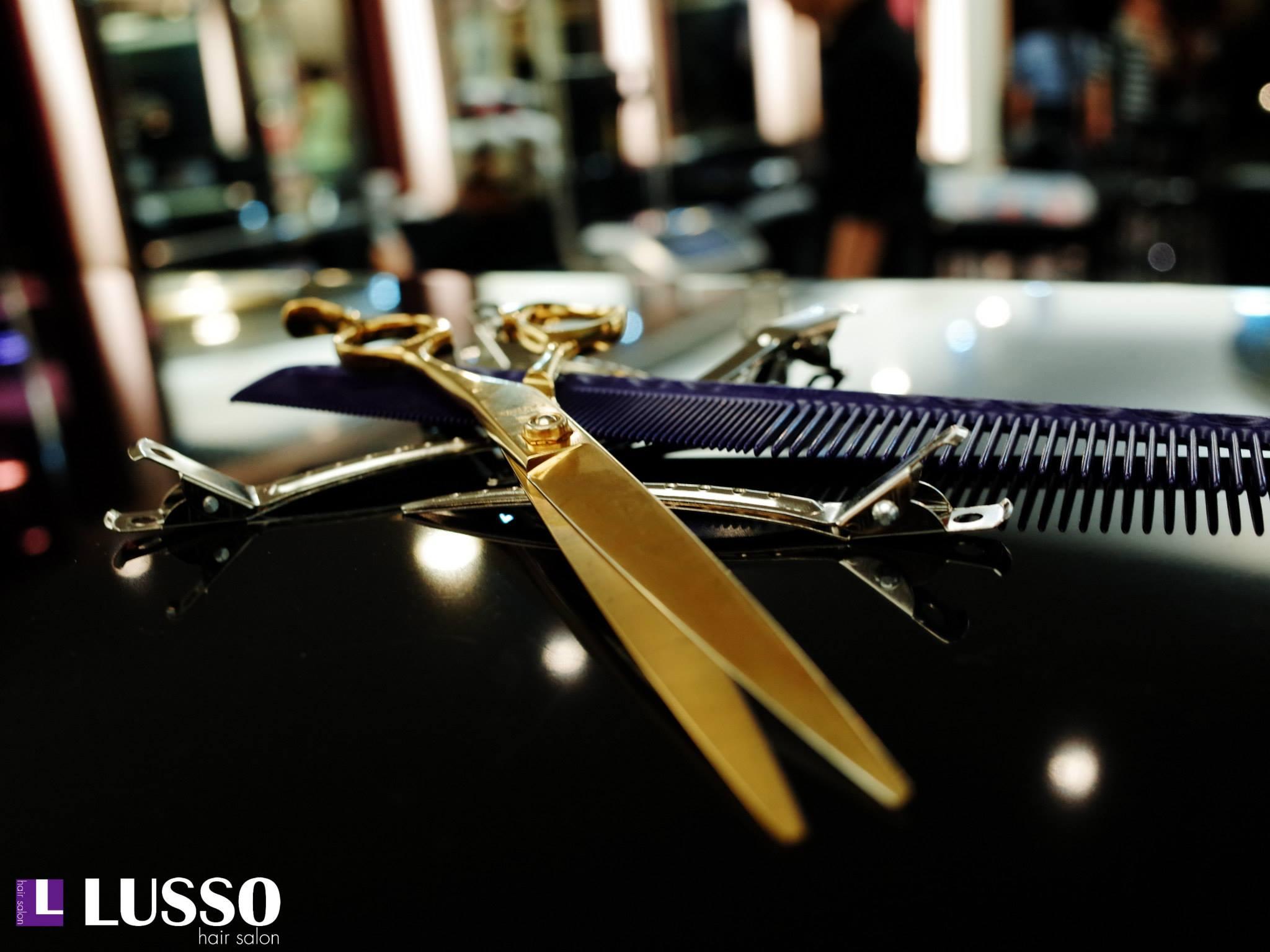 LUSSO Hair 首圖