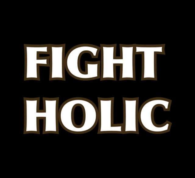 立技瘋FightHolic 首圖